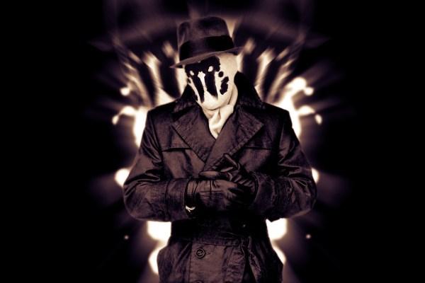 CIBASS Rorschach de Watchmen