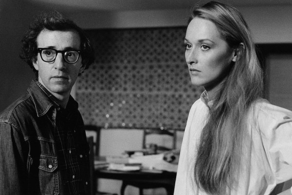 CIBASS Manhattan de 1979 con Woody Allen y Meryl Streep