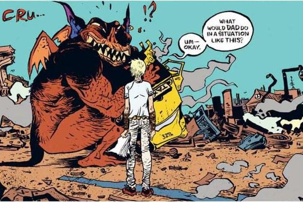 CIBASS_battling_boy_and_the_monster