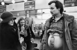 BIll Murray y Gilda Radner