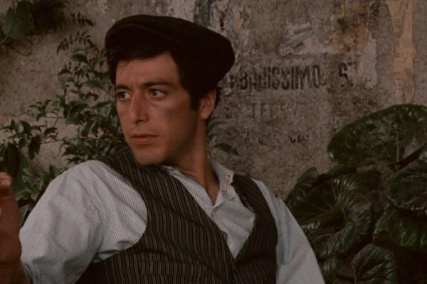 CIBASS Michael Corleone en Sicilia El Padrino