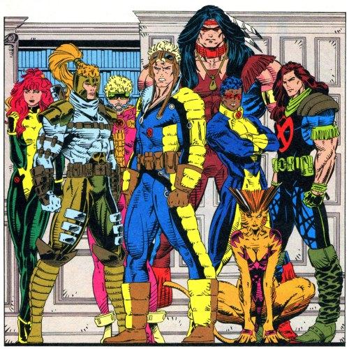 CIBASS X-Force de Greg Capullo