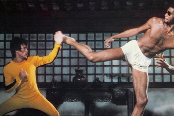 CIBASS Bruce Lee vs Kareem Abdul Jabbar
