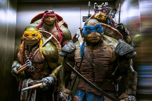 CIBASS Teenage Mutant Ninja Turtles Reviews TMNT 2014