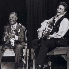 CIBASS Louis Armstrong y Johnny Cash