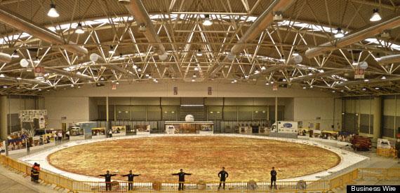 CIBASS Pizza cinco