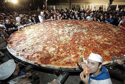 CIBASS Pizza tres