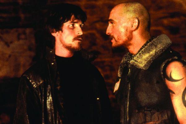 CIBASS Christian Bale y McConaughey en El Imperio del Fuego