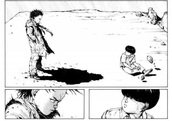 CIBASS Akira manga uno