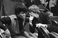CIBASS James Brown y Mick Jagger