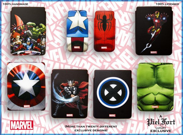 CIBASS Marvel_Cases_Apple_by_PIELFORT