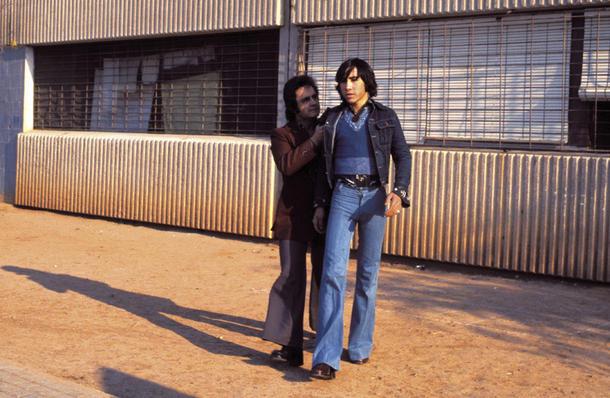 Perros Callejeros de José Antonio de la Loma, 1977