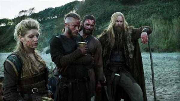 CIBASS Vikingos del canal historia