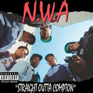 CIBASS N.W.A. Straight Outta Compton