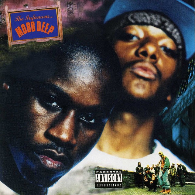 The infamous mobb deep cover