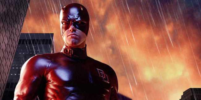 CIBASS Ben Affleck como Daredevil