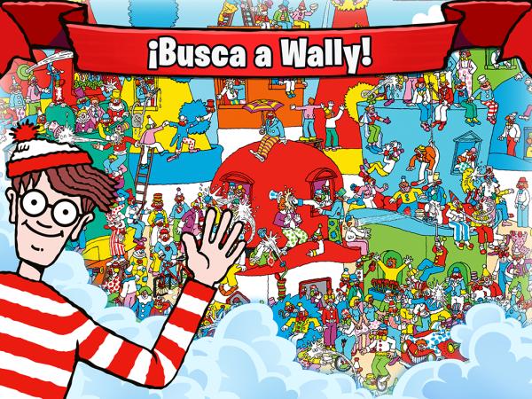 CIBASS Donde esta Wally app