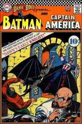 BatmanandCaptainAmericaRetro