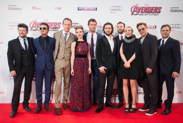 CIBASS Marvel y el Marketing Vengadores