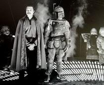 CIBASS Star Wars recopilación de fotos raras 9