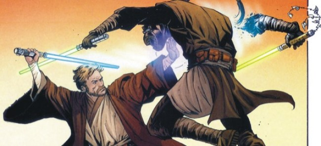 CIBASS A'Sharad Hett vs. Obi-Wan Kenobi