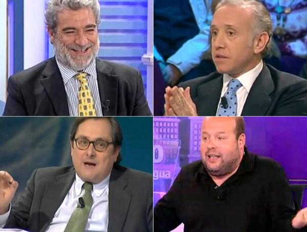 Cuatro referentes de la objetividad.