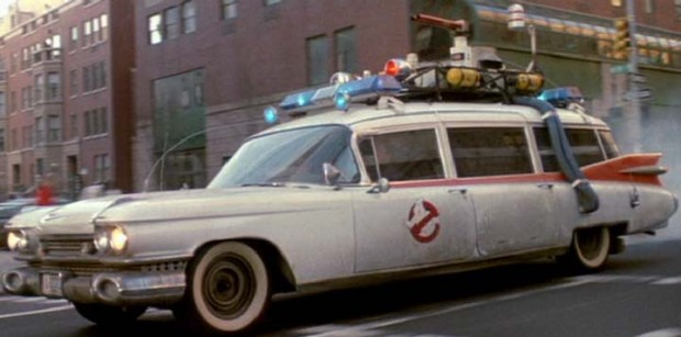 ECTO-1-beginning-of-Ghostbusters-II