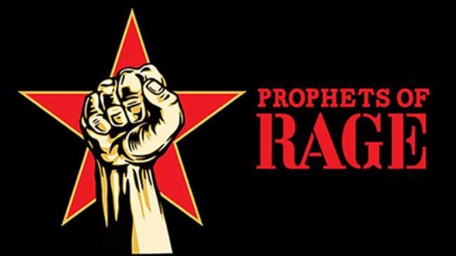 CIBASS Prophets of Rage logo