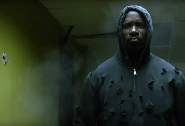 CIBASS Luke Cage Netflix Marvel uno