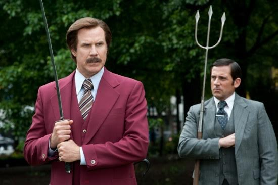 CIBASS Anchorman Burgundy 2
