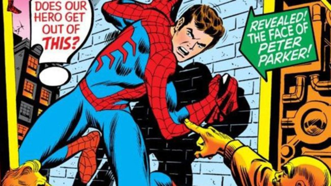 CIBASS Spiderman 1
