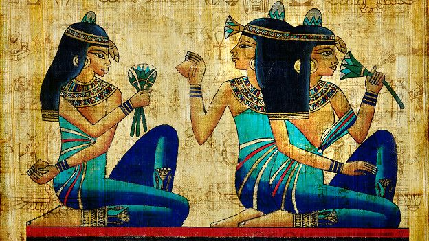 CIBASS Egyptian blue color