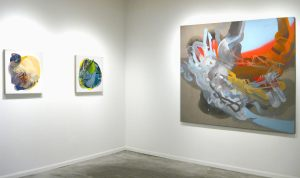 Works of Dana Oldfather, Installation View