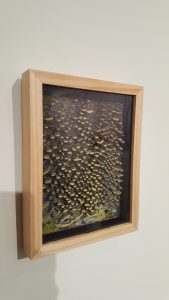 Matthew Gallagher, encaustic painting