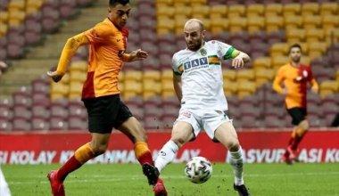 Alanyaspor'a mağlup olarak kupadan elenen Galatasaray