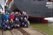 Kaçırılan 15 Türk denizci kurtarıldı