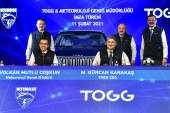 Yerli otomobil TOGG'un konforu arttı! Yeni özellikler geliyor TOGG ve Meteoroloji resmen imzaları attı