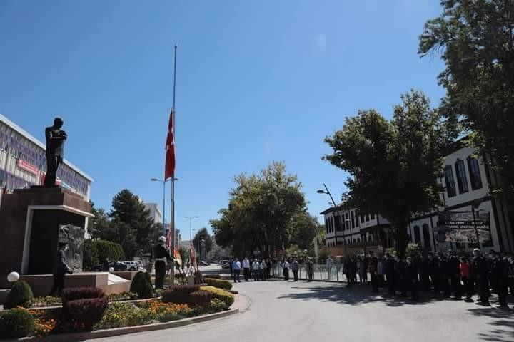 Çankırı'da 30 Ağustos Zafer Bayramı kutlamaları