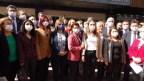 CHP Heyeti Çankırı'da partililerle buluştu