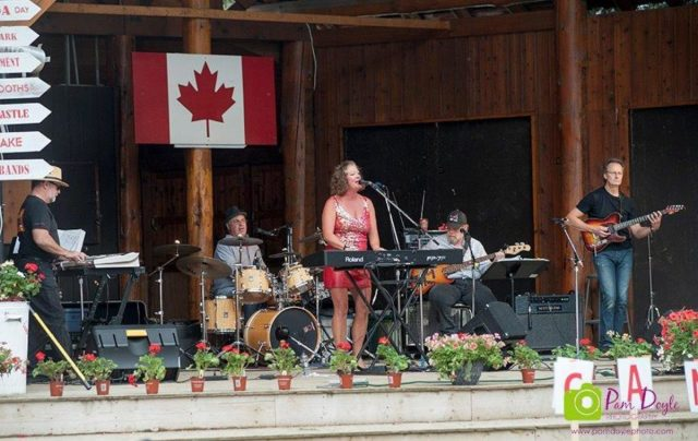 Canada day live events