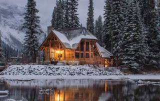 Learn how to winterize your home.