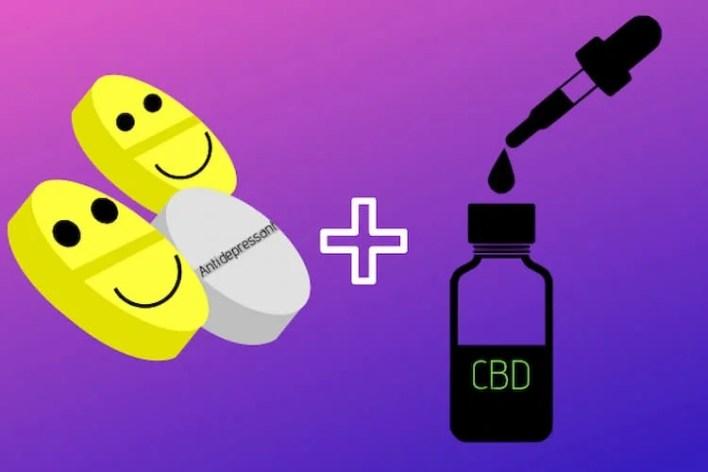 cbd et antidépresseurs