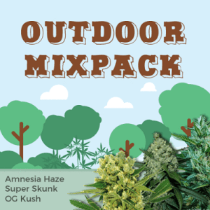 Outdoor Seeds Mixpack