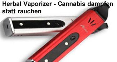Cannabis dampfen