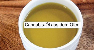 Cannabis-Öl