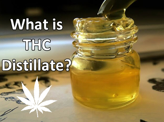 WHAT ARE THC DISTILLATES