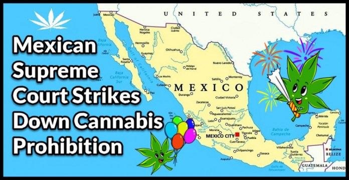 MEXICO SUPREME COURT ON MARIJUANA LAWS