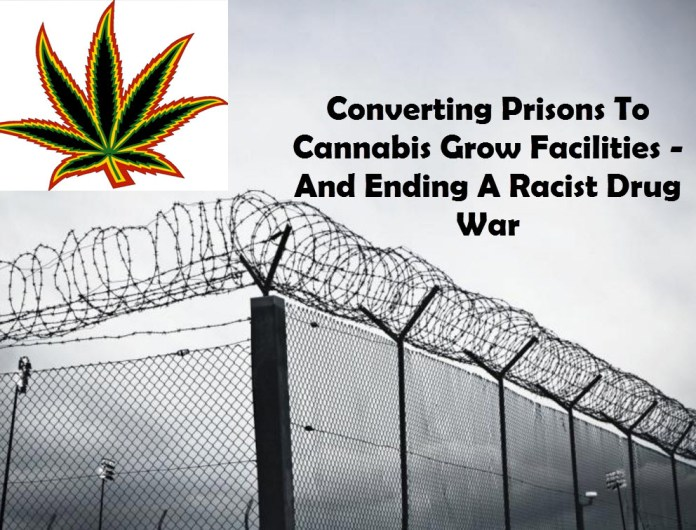 TURNING PRISONS INTO MARIJUANA GROWS