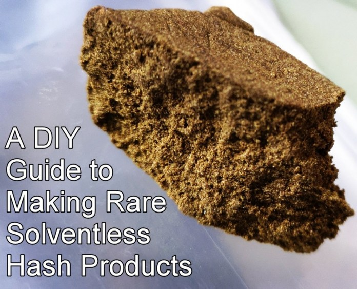 HOW DO YOU MAKE HASH