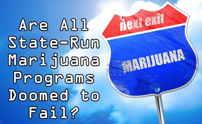 state run dispensaries